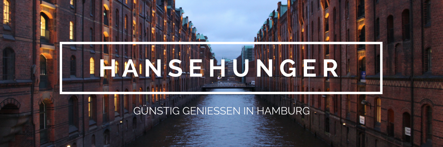 hansehunger g nstig genie en in hamburg. Black Bedroom Furniture Sets. Home Design Ideas